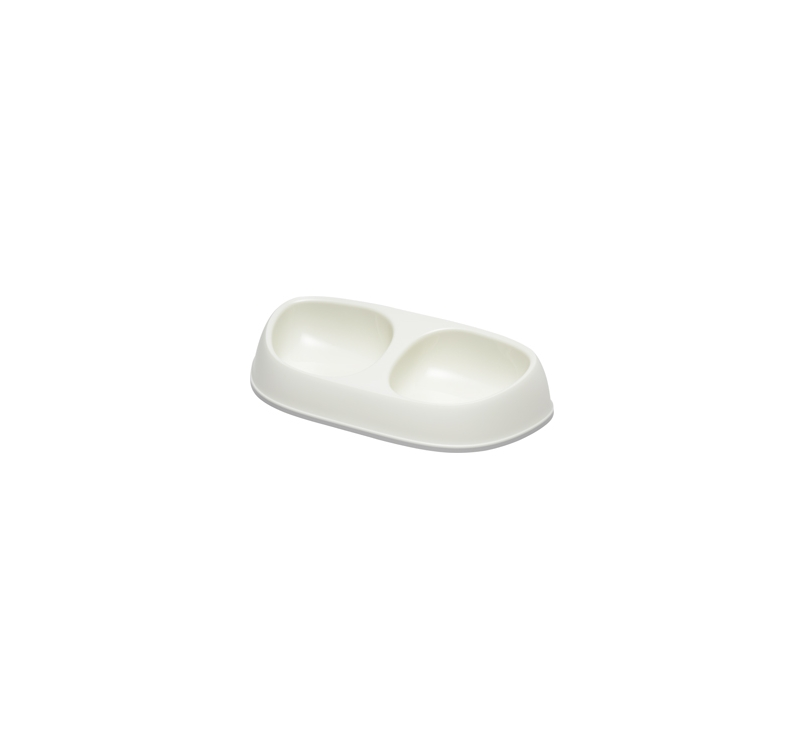 Food Bowl Exqi Duo White 2x200ml