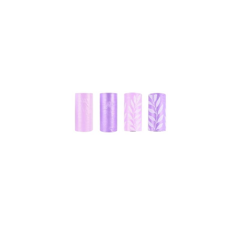 Poo Bags Lavender Scented 4x15pcs