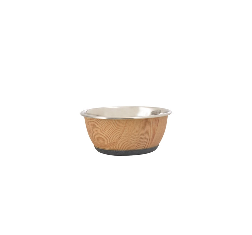 """Миска для корма и питья """"Selecta Wood"""" 950мл"""