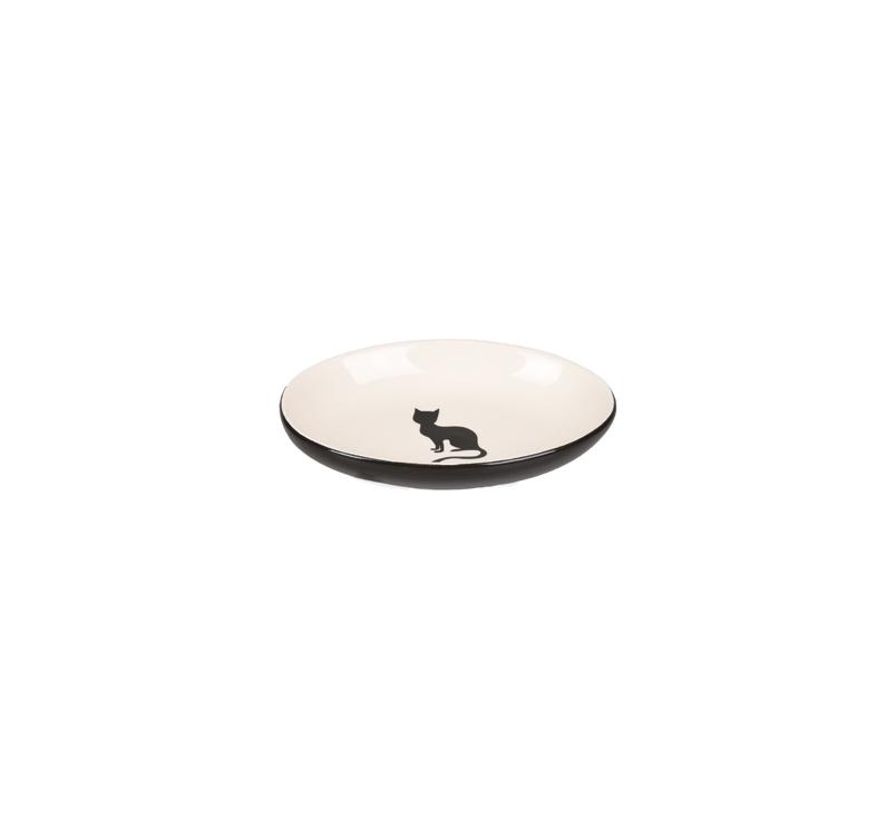 Ceramic Bowl Nala Black/White ø13cm 90ml