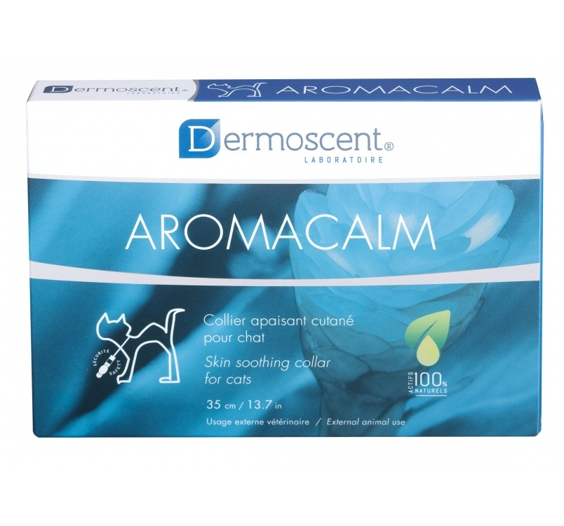 Dermoscent Aromacalm skin smoothing collar 35cm