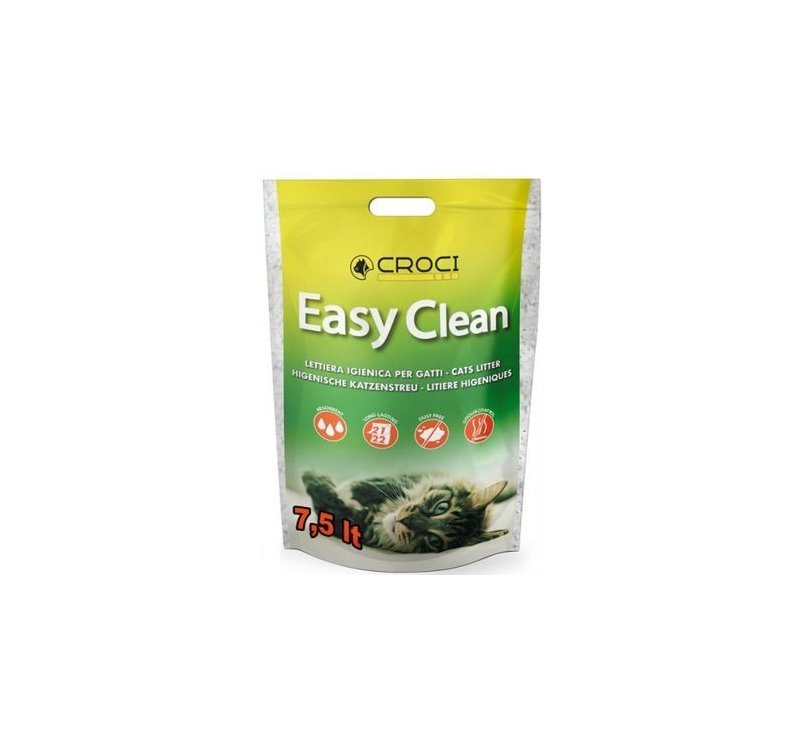 Cat Litter Easy Clean 7,5l