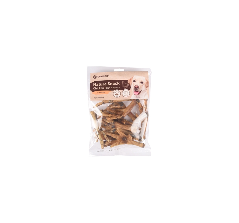 Nature Snack Chicken Feet 200g