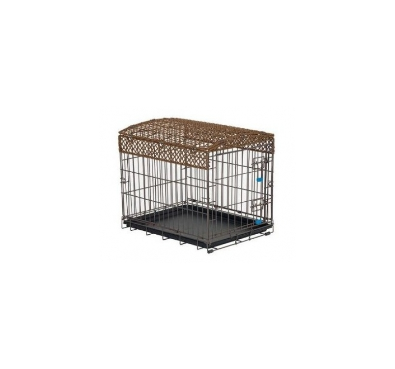 Decorative Dog Kennel 62x46x52cm