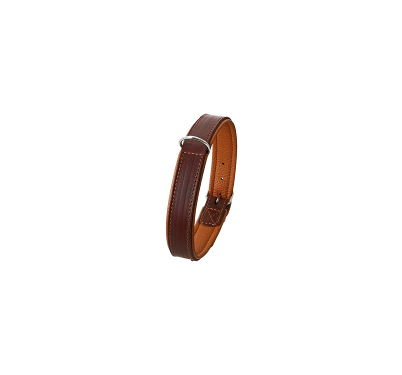 Collar Rondo Brown 22mm x 57cm