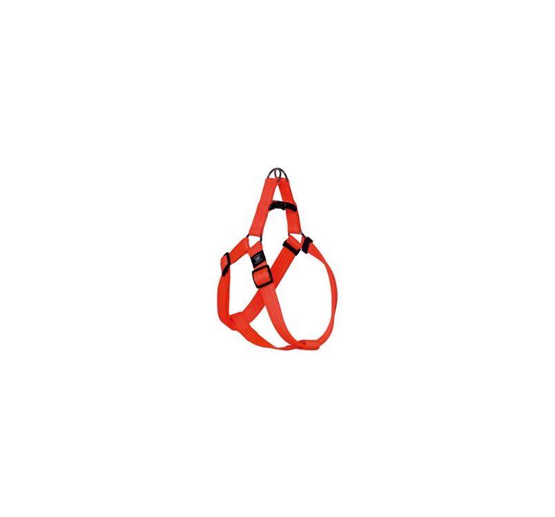 Harness with Reflectors Orange 40-70cm 25mm