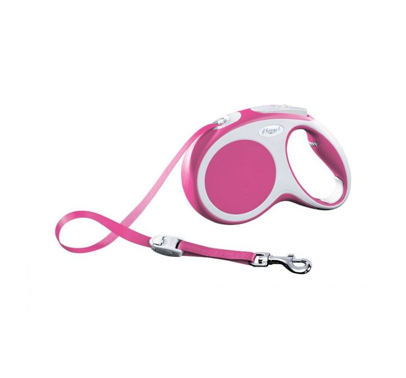 Flexi New Vario M Pink 5m Tape