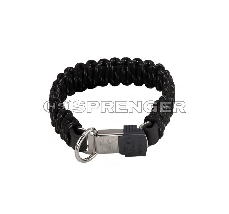 Sprenger Collar Black 55cm