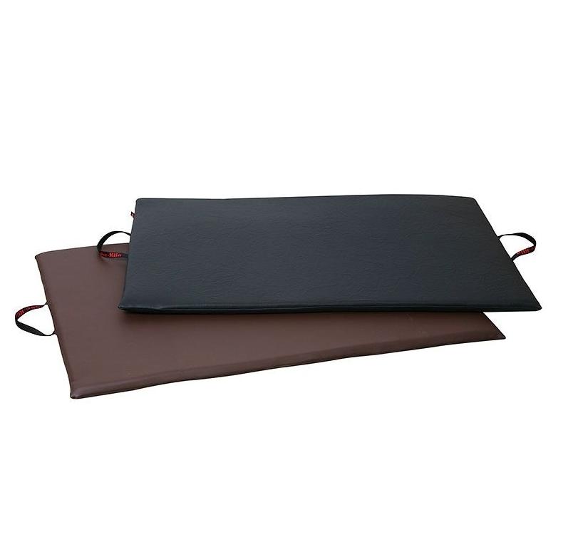 ABC Klin Leather Bed 90x68x3cm