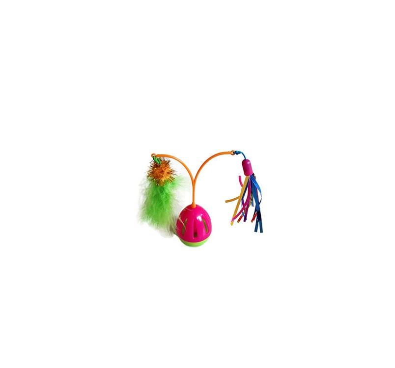 Cat Wobbler Toy