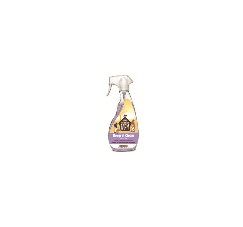 Supreme Puuri Puhastusvedelik Lavendel 500ml