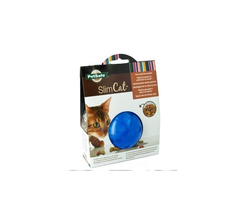 Petsafe SlimCat Treatball Blue