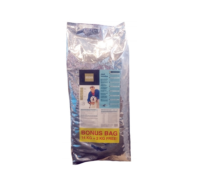 Enova Sensitive Bonus Bag 14+2kg