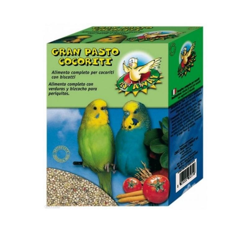 Gran Pasto Bird Food for Budgies 500g