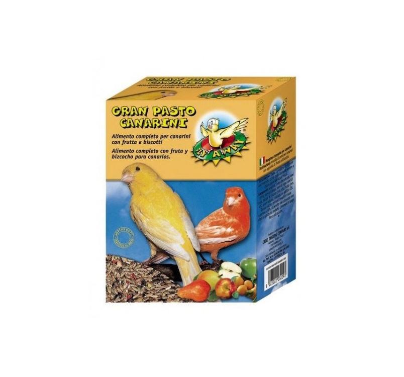 Gran Pasto Kanaarilinnule 500g