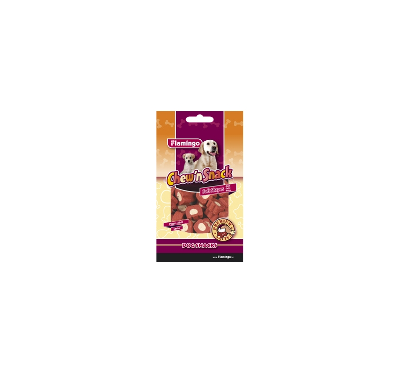 Chew'n Snack Paws with Rice 150g