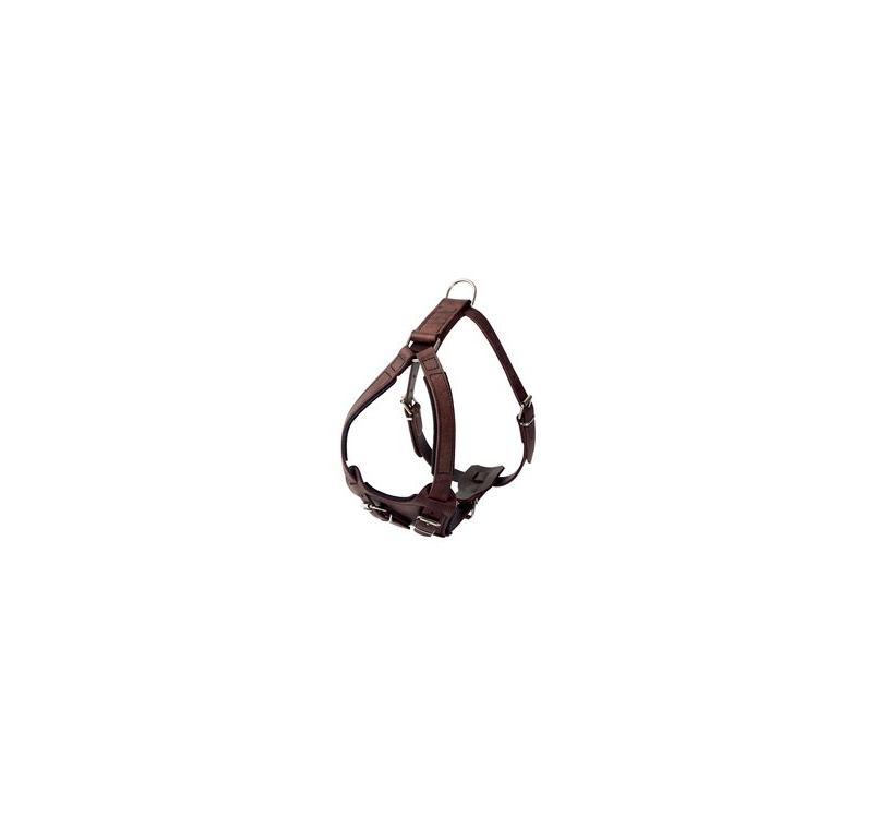 Work Harness Soft Leather up to 90cm