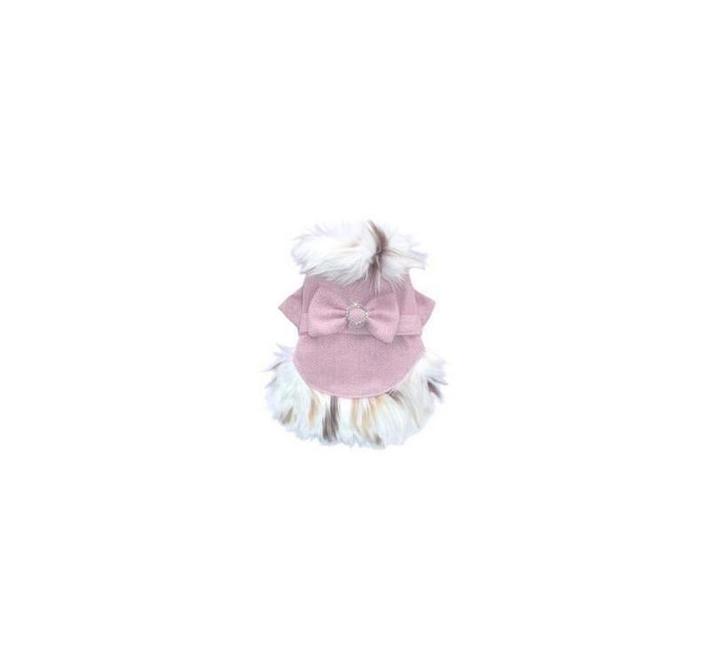 Coat Marilyn Pink S