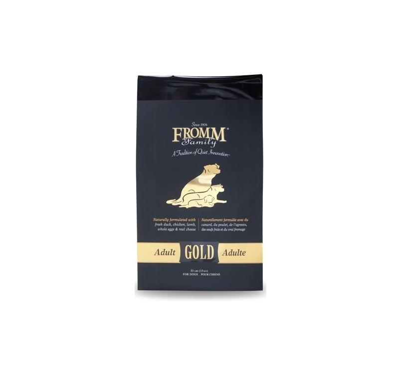 Fromm Gold Täissööt Täiskasvanud Koerale 15kg
