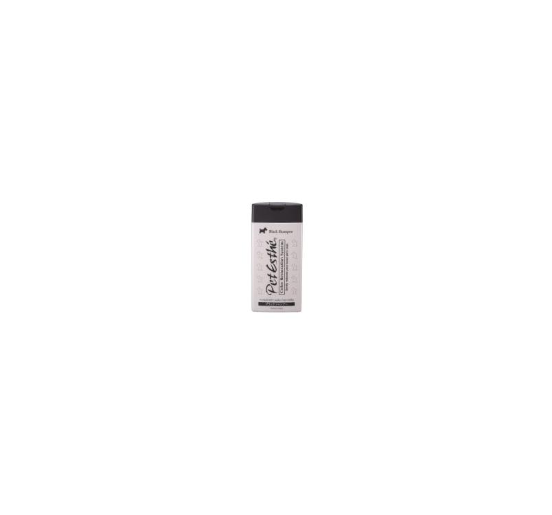 PetEsthe Color Restoration System Black Shampoo 400ml