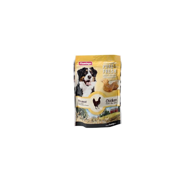 Pure & Fresh Soft Chunks Chicken 75g