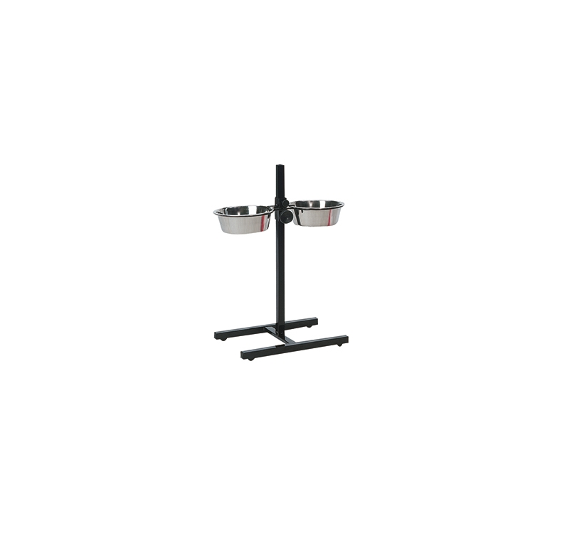 H-Frame with Dishes 2x3l