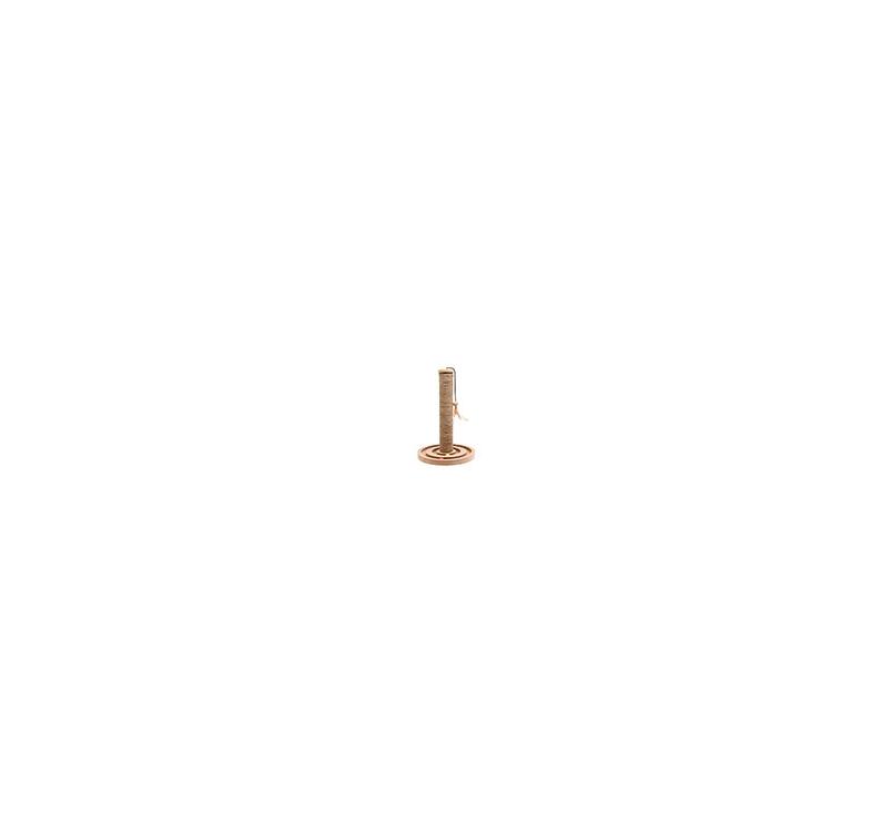 Scratching Pole + Toy 30x44cm