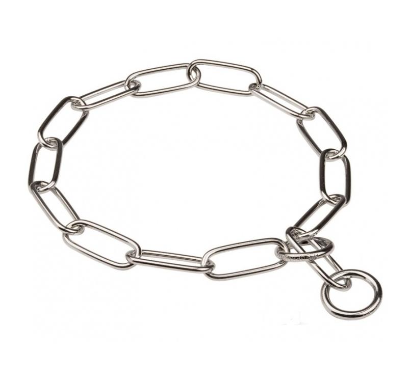 Sprenger Steel Chrom Chain 3mmx62cm
