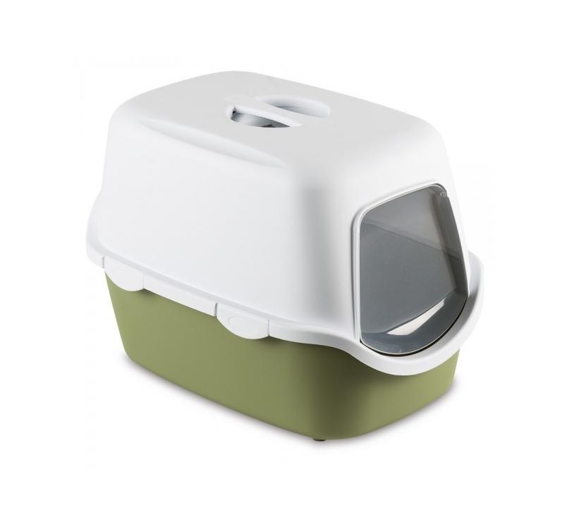 Cat Toilet Cathy Green 56x40x40cm