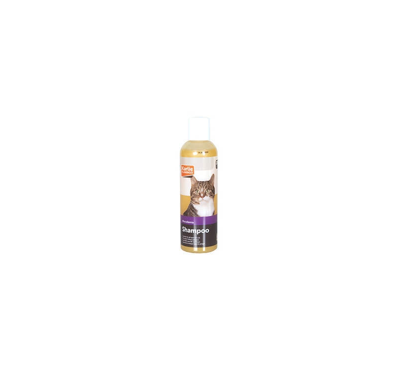 Cat Shampoo Macadamia 200ml