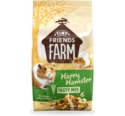Supreme Harry Hamster Tasty Mix 700g