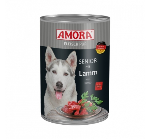 Amora Senior Dog Food (Lamb) 400g