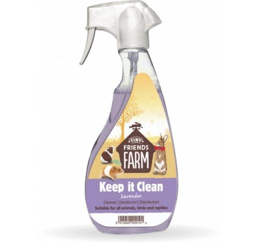 Keep It Clean Lavender 500ml