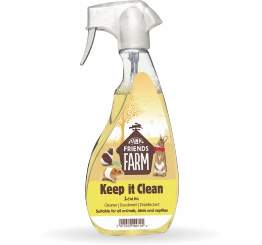 Keep It Clean Lemon 500ml
