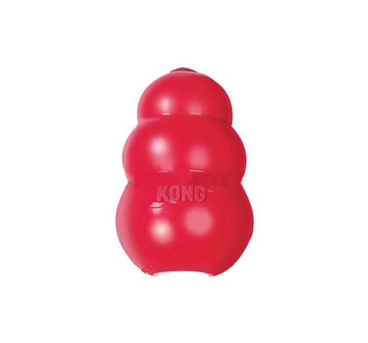 Kong Classic Punane S 4x7cm