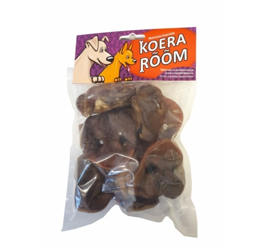 Dried Pigs Snouts Brown 200g