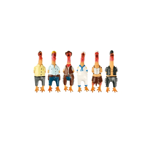 Latex Village People Toys 24cm