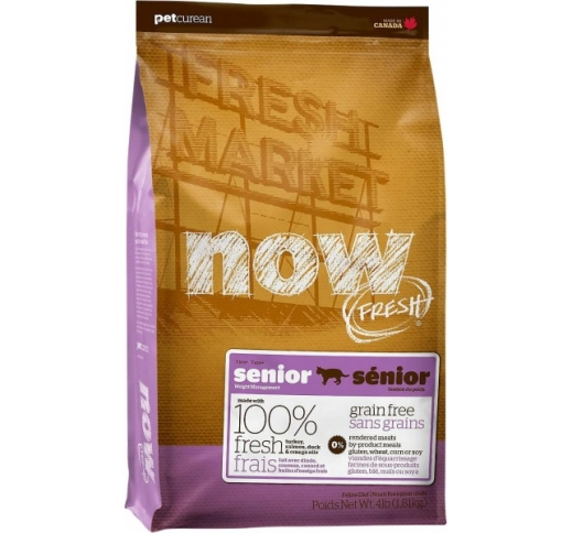 NOW! Grainfree Senior Cat 1,81kg