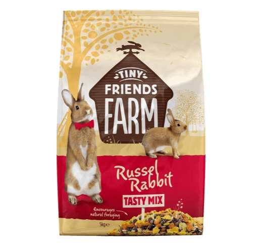 Supreme Russel Rabbit Tasty Mix 2,5kg