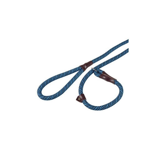Slip Leash Blue 165cm x 12mm