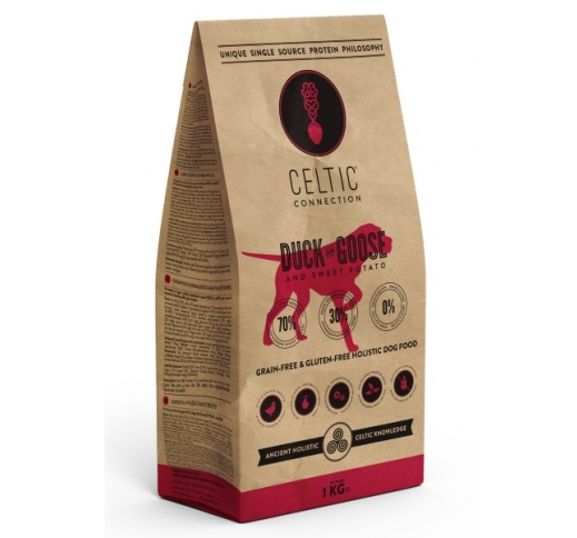 Celtic Connection Kuivtoit Koerale Part & Hani 1kg