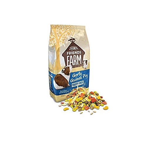Supreme Gerty Guinea Pig Tasty Mix 2,5kg