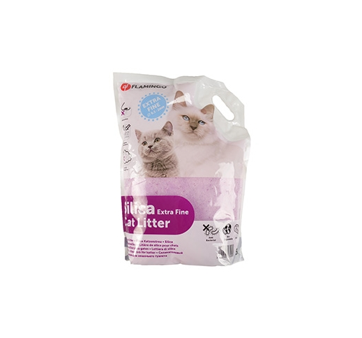 Silica Cat Litter Clumping 5l