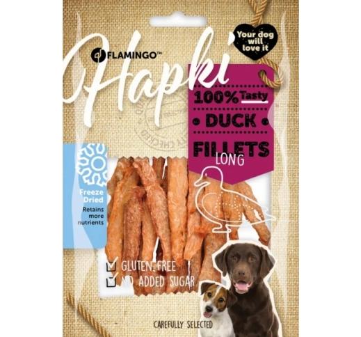 Hapki Freeze Dried Duck Fillets 70g