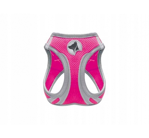 Harness Refelctive Pink M 41-46cm