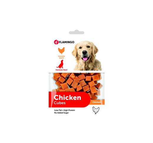 Куриные кубики 85г