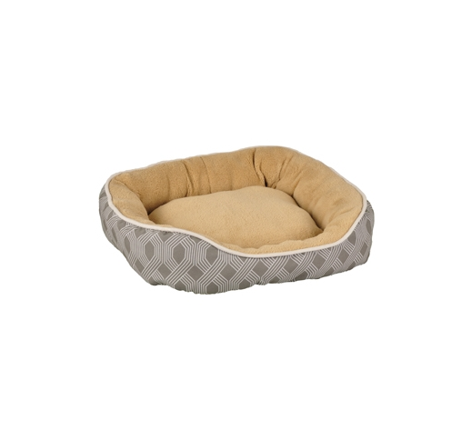 Bed Corvara Brown 52x46x15cm
