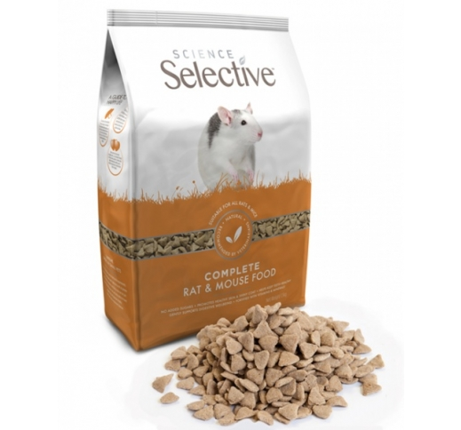 Supreme Selective Food for Rats 1,5kg