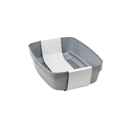 Kassi WC (3-kihiline) Lift to Sift 50x38,5x24cm