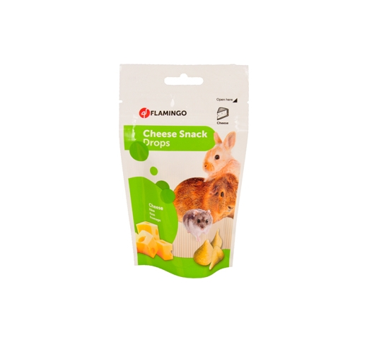 Cheese Snack Drops 75g